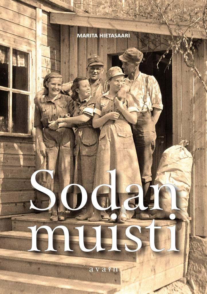 Sodan muisti. Talvi-, jatkosota ja Lapin sota 2000-luvun historiallisessa romaanissa.