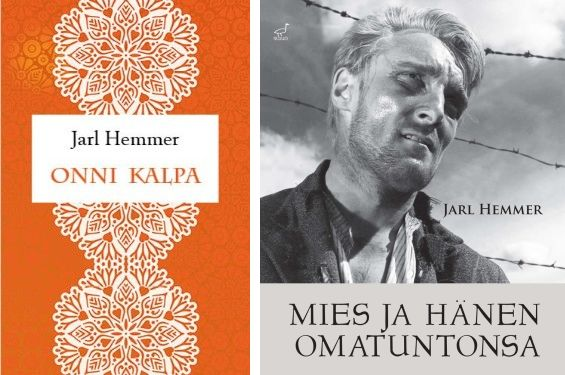 Jarl Hemmerin sisällissotaromaanit Onni Kokko ja Mies ja hänen omatuntonsa