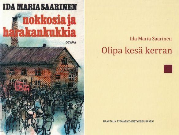 Ida Maria Saarisen sisällissotaromaanit