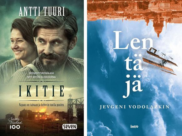 Antti Tuuri: Ikitie ja Jevgeni Vodolazkin: Lentäjä