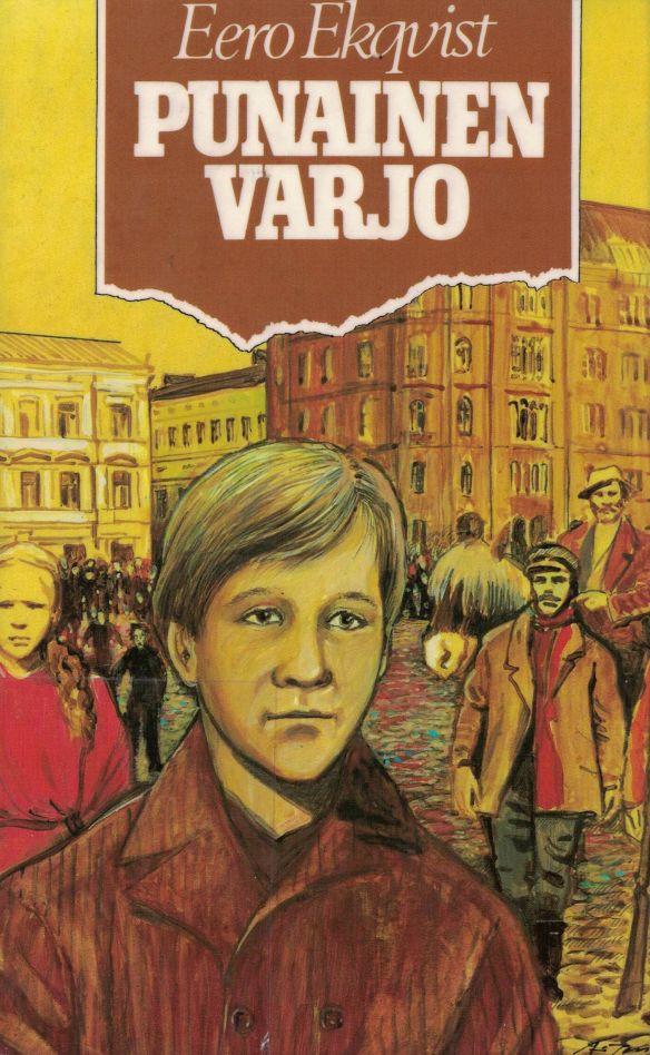 Eero Ekqvist: Punainen varjo