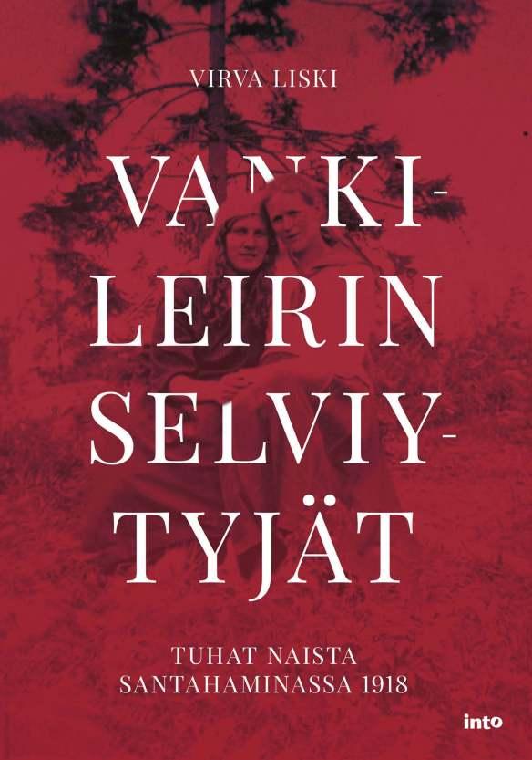 Virva Liskin Vankileirin selviytyjät kansikuva