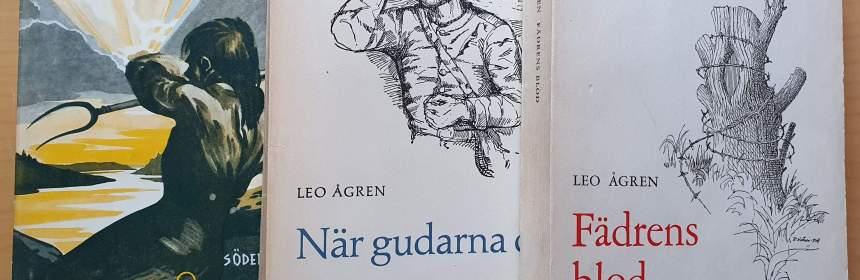 Leo Ågrenin historiallinen romaanitrilogia