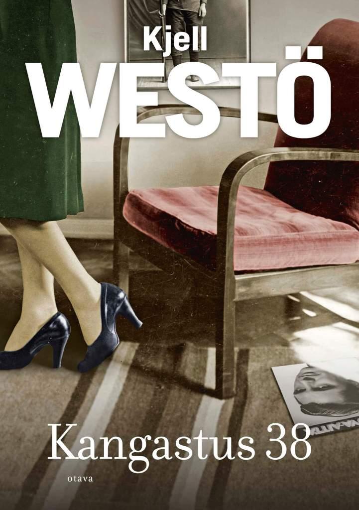 Kjell Westön romaanin Kangastus 38 kansikuva